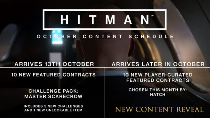 Hitman Announcement and DLC Coming Later This Month