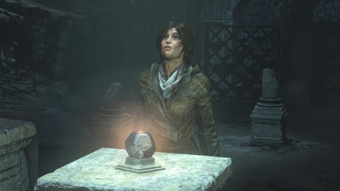 Rise of the Tomb Raider on Xbox One X: CD Talks