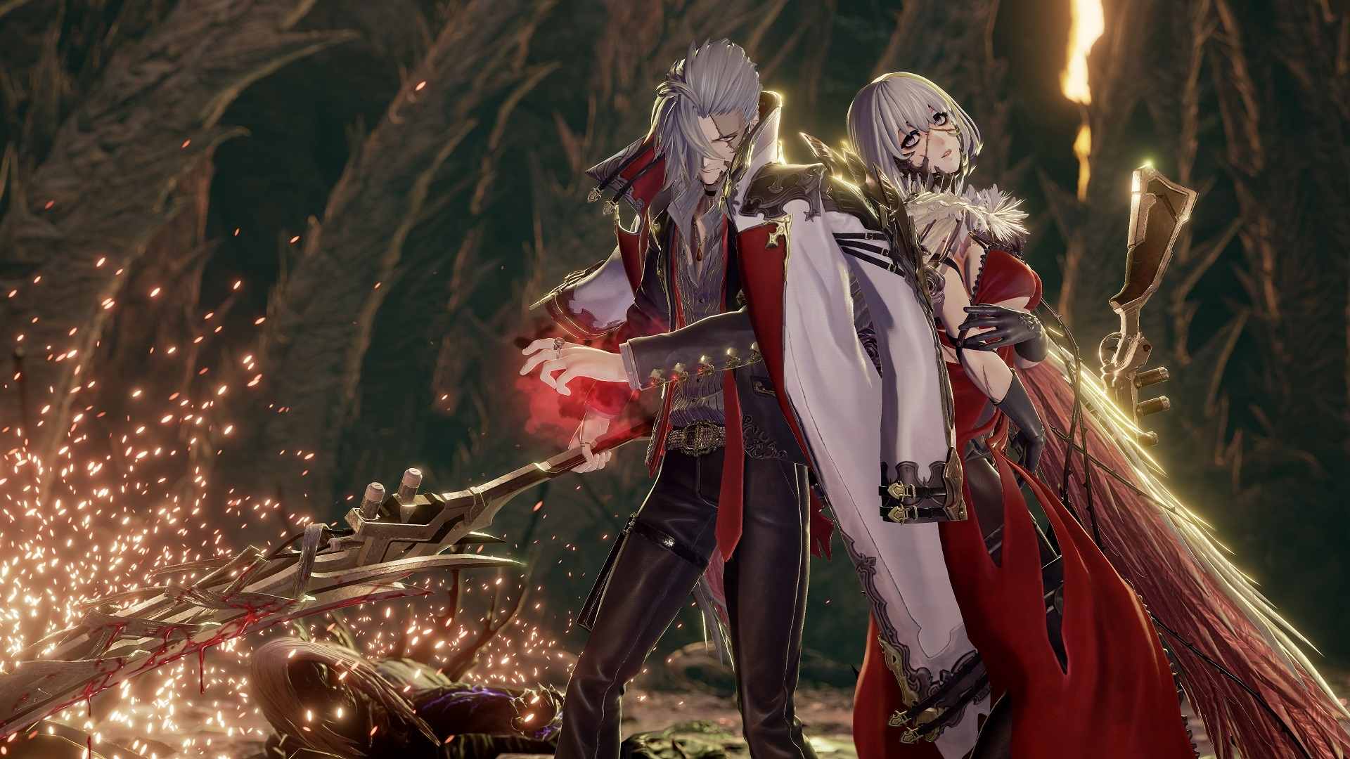 Code Vein Gets Details on New Characters and Weapons