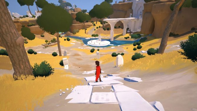 RiME Makes Itself at Home on the Nintendo Switch