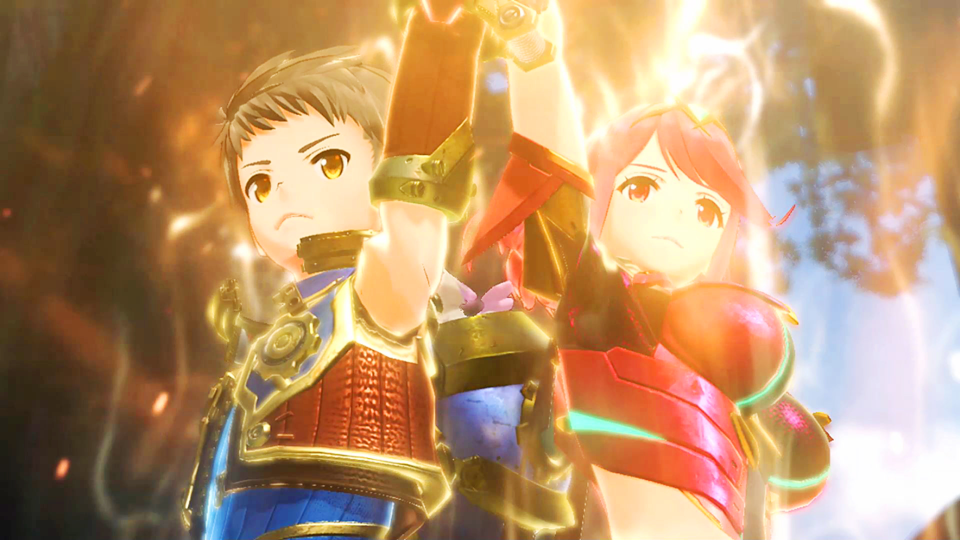 Xenoblade Chronicles 2 Gets Beautiful Screenshots And Illustrations
