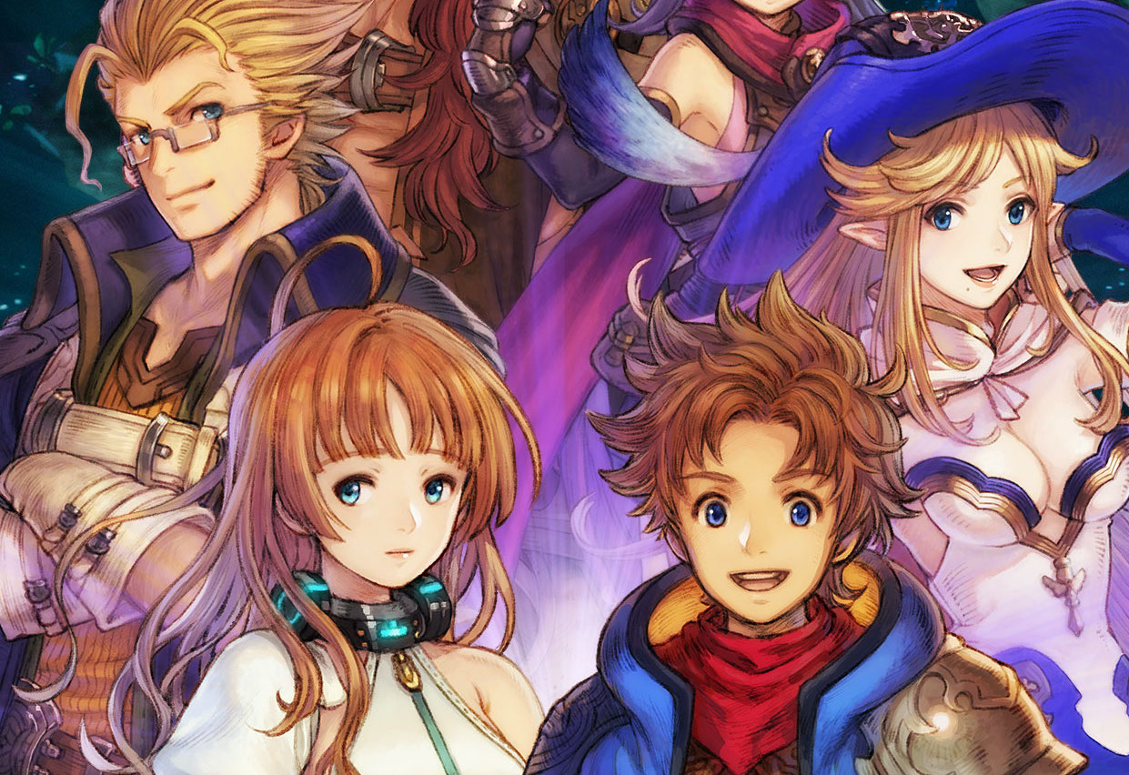 Final Fantasy Dimensions II Launches With New Trailer and ...