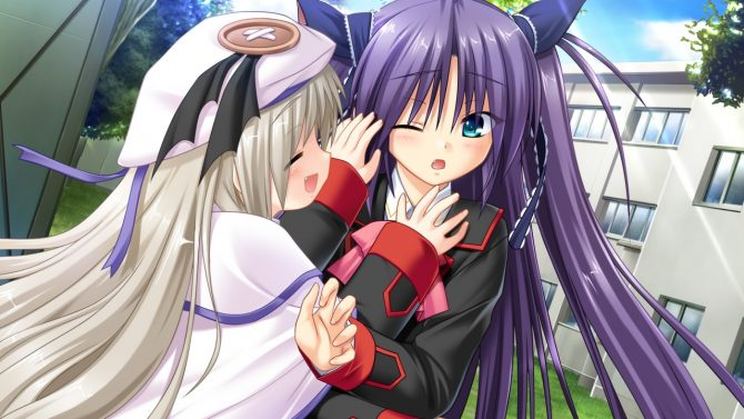 Little Busters! English Edition Review -- A Home Run to Your Heart