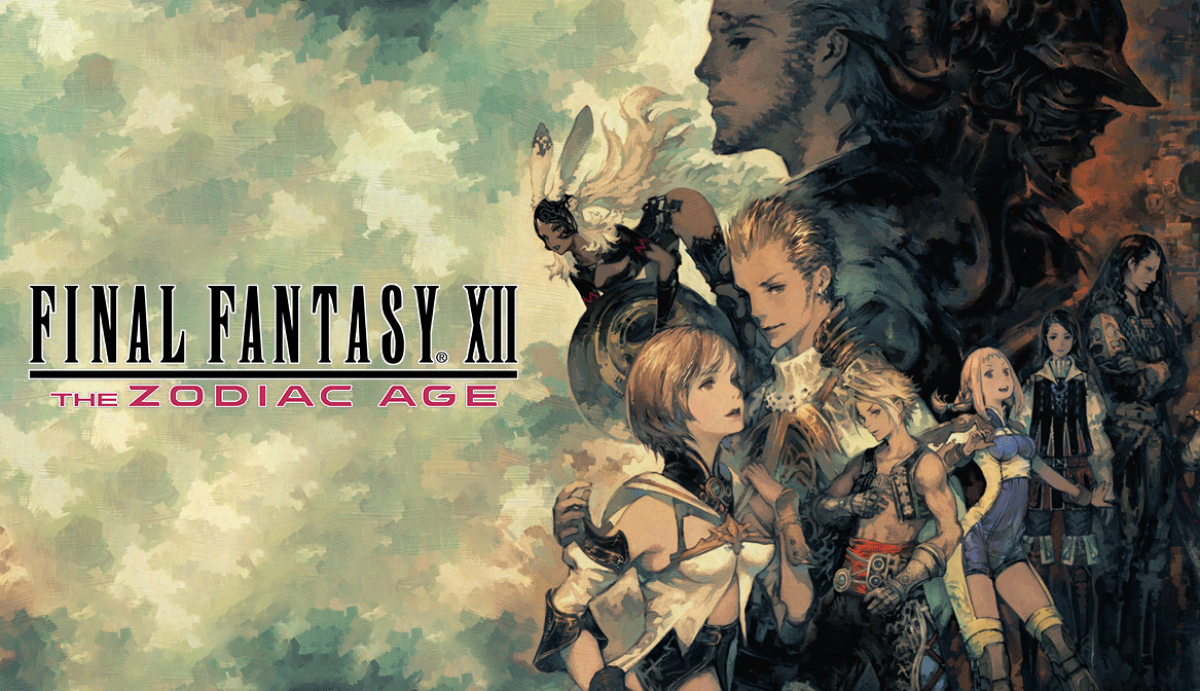 The Final Fantasy Xii Japanese Box Art On Switch Is Insanely Cool