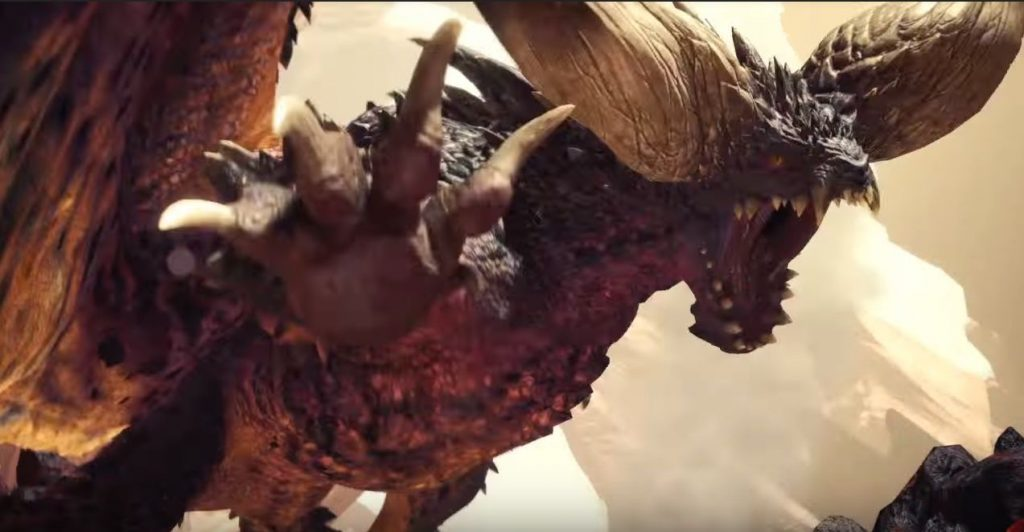 Monster Hunter World Gets New Ps4 Gameplay Showing