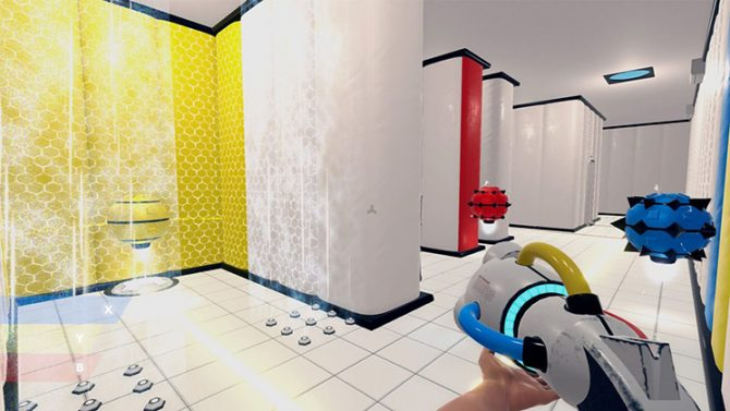 ChromaGun Is a Colorful, Yet Distinctly Flawed Experience for the Nintendo Switch