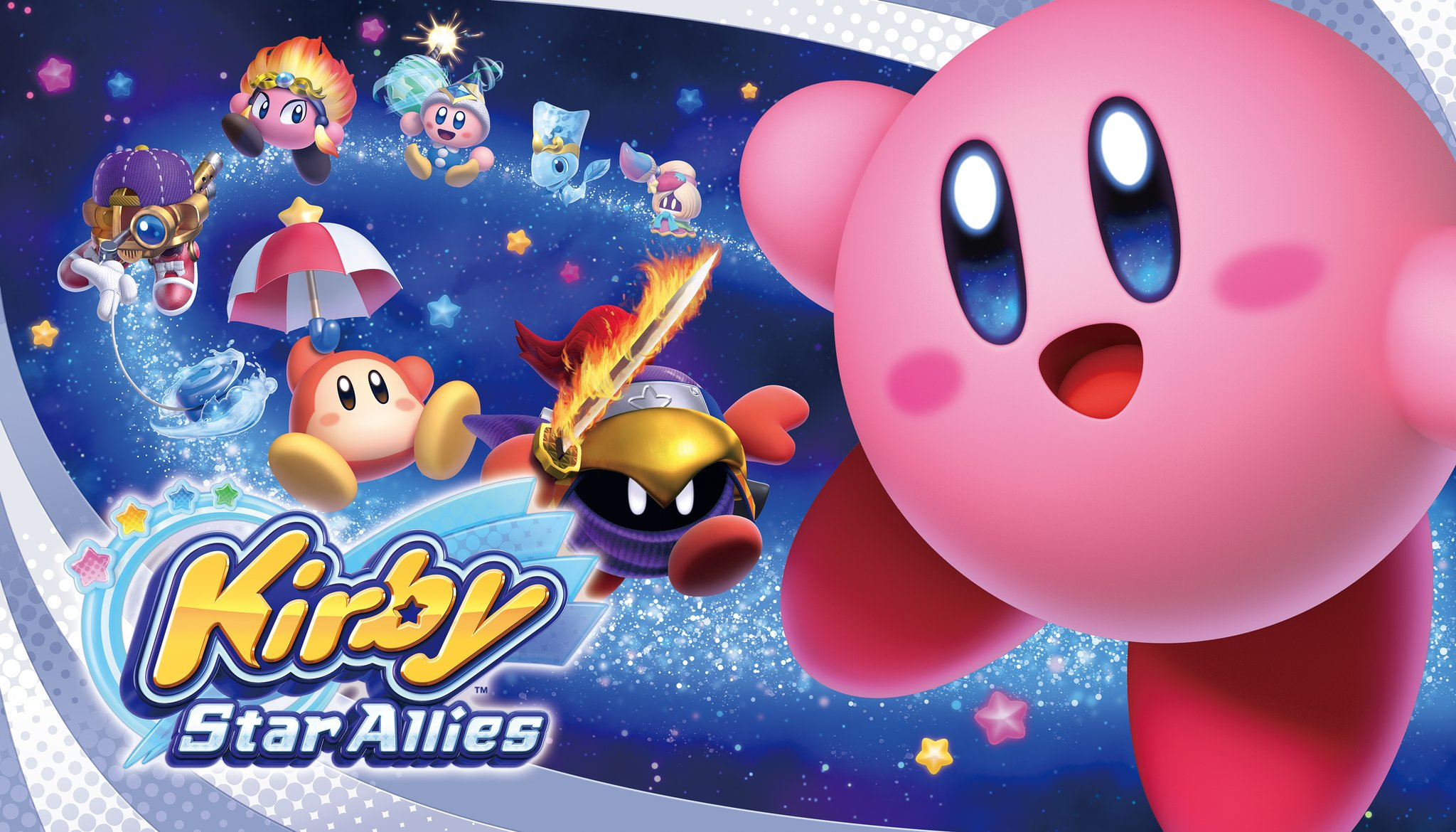 Media Create Expects Nintendo Switch Exclusive Kirby Star