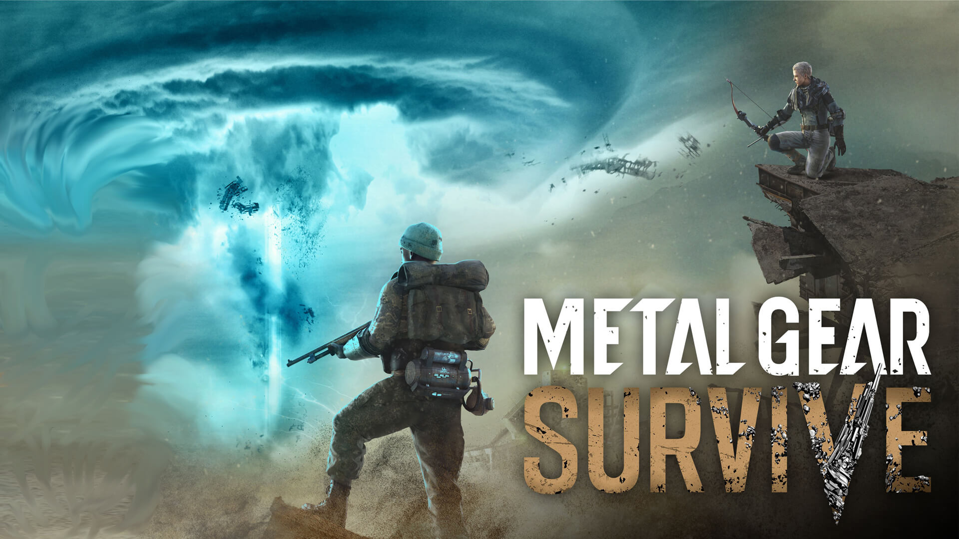 Metal Gear Survive Receives Free Trial for PlayStation Plus