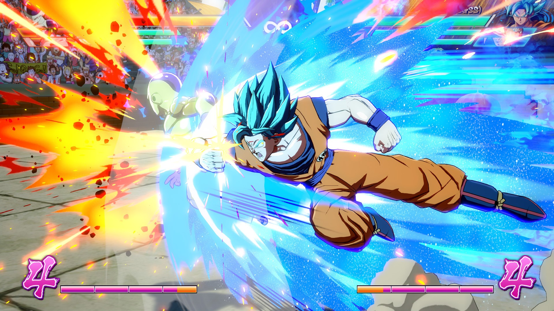 Dragon Ball FighterZ Experiencing Network Issues, May Extend Open Beta