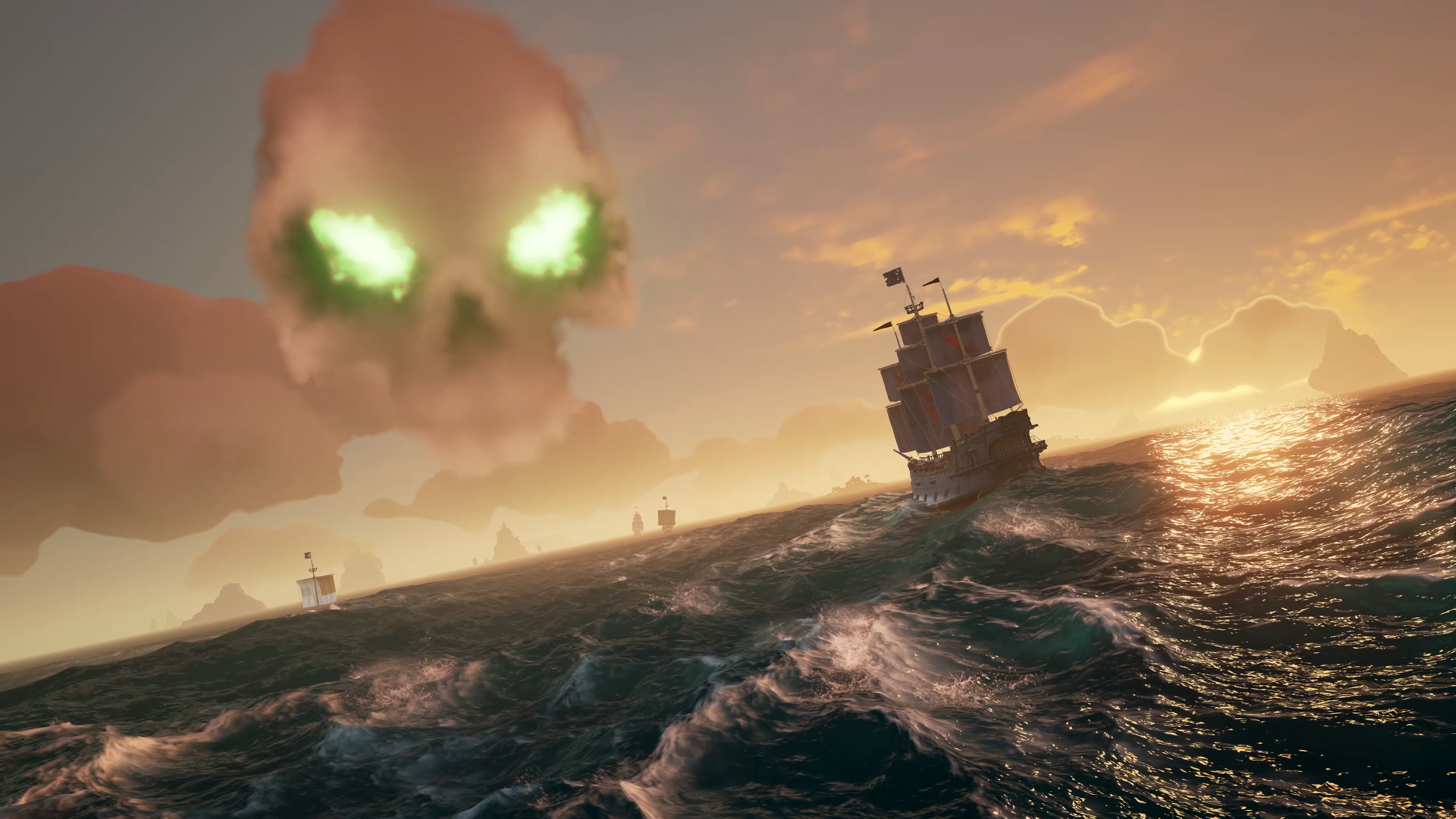 Sea of Thieves Review — A Whole Lot of Booty