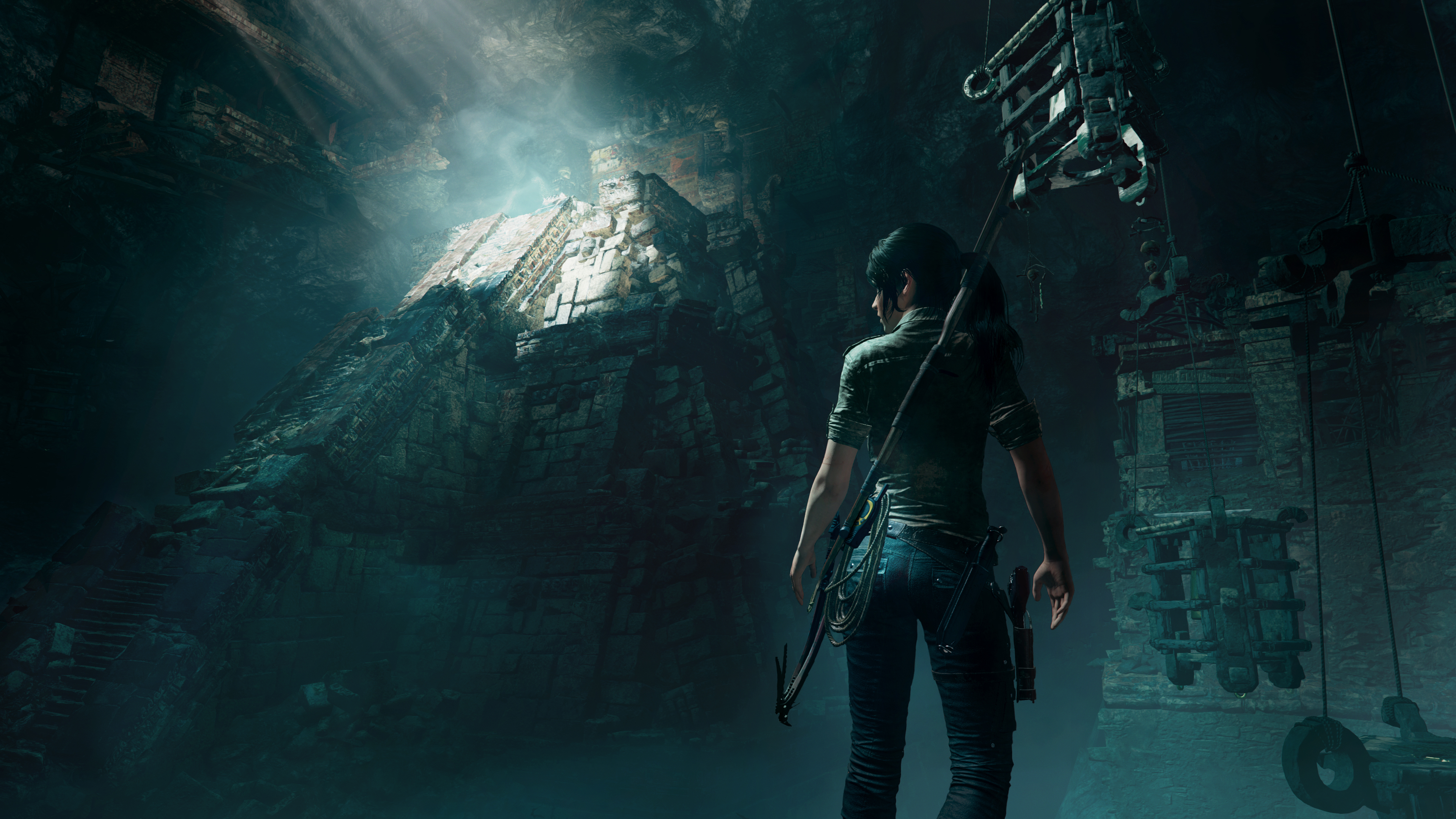 Shadow of the Tomb Raider Will Run at 4K and 60FPS on Xbox