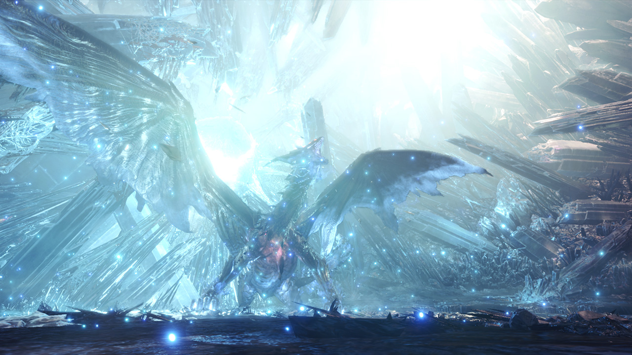 Monster Hunter World Gets Free Scales Pack and Updated Event