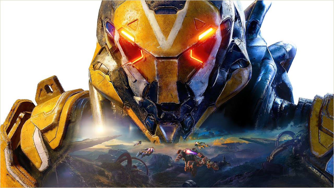 Anthem By Bioware Reveals Its Spectacular Gameplay In New Video
