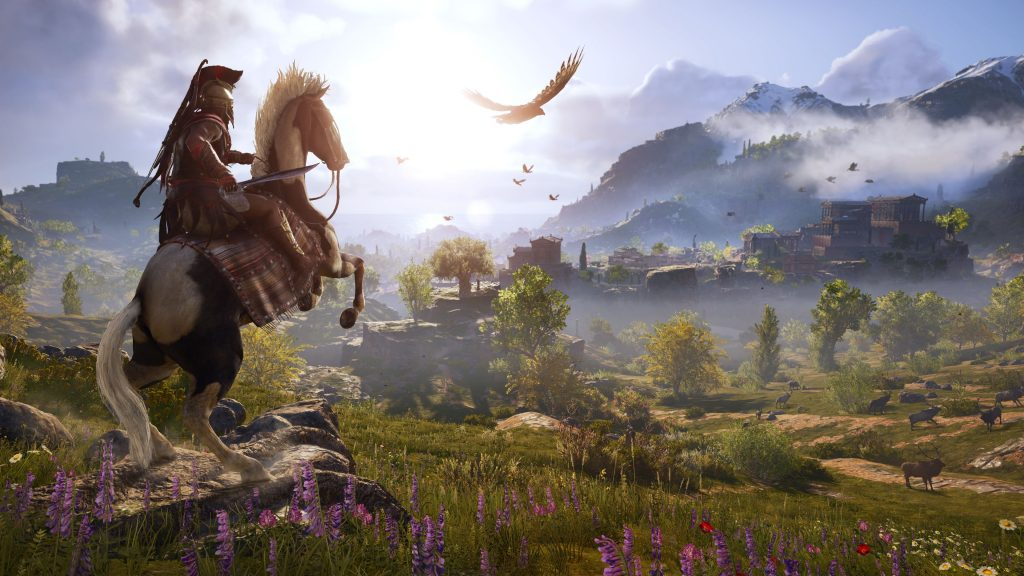 Assassin's Creed Odyssey's Community Photos Shown Off in New Trailer