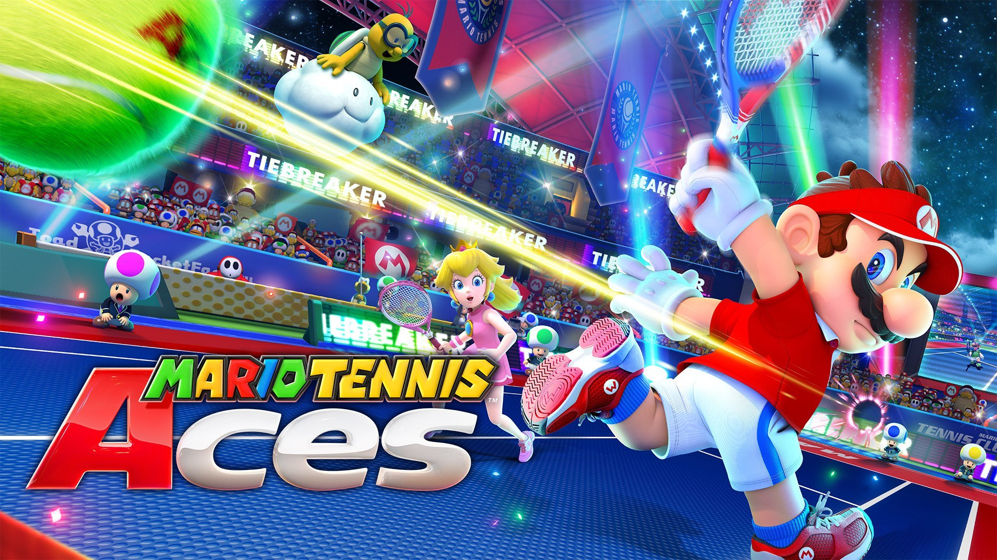 284732fce08ef Mario Tennis Aces Review -- Nintendo Serves Another Ace for the Switch