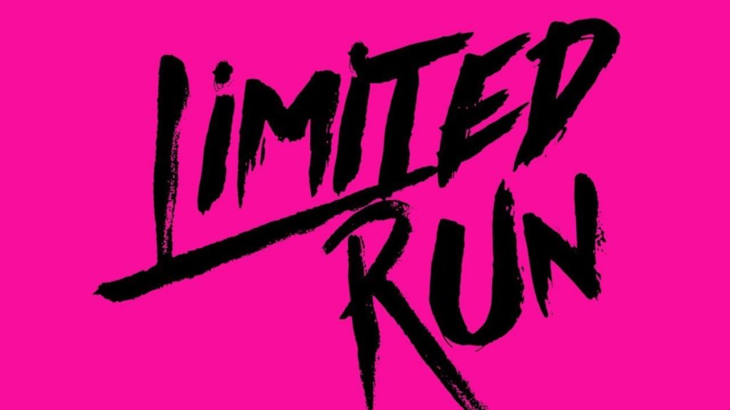 Limited Run Games Confirms E3 Press Conference; PS Vita Will Get Support