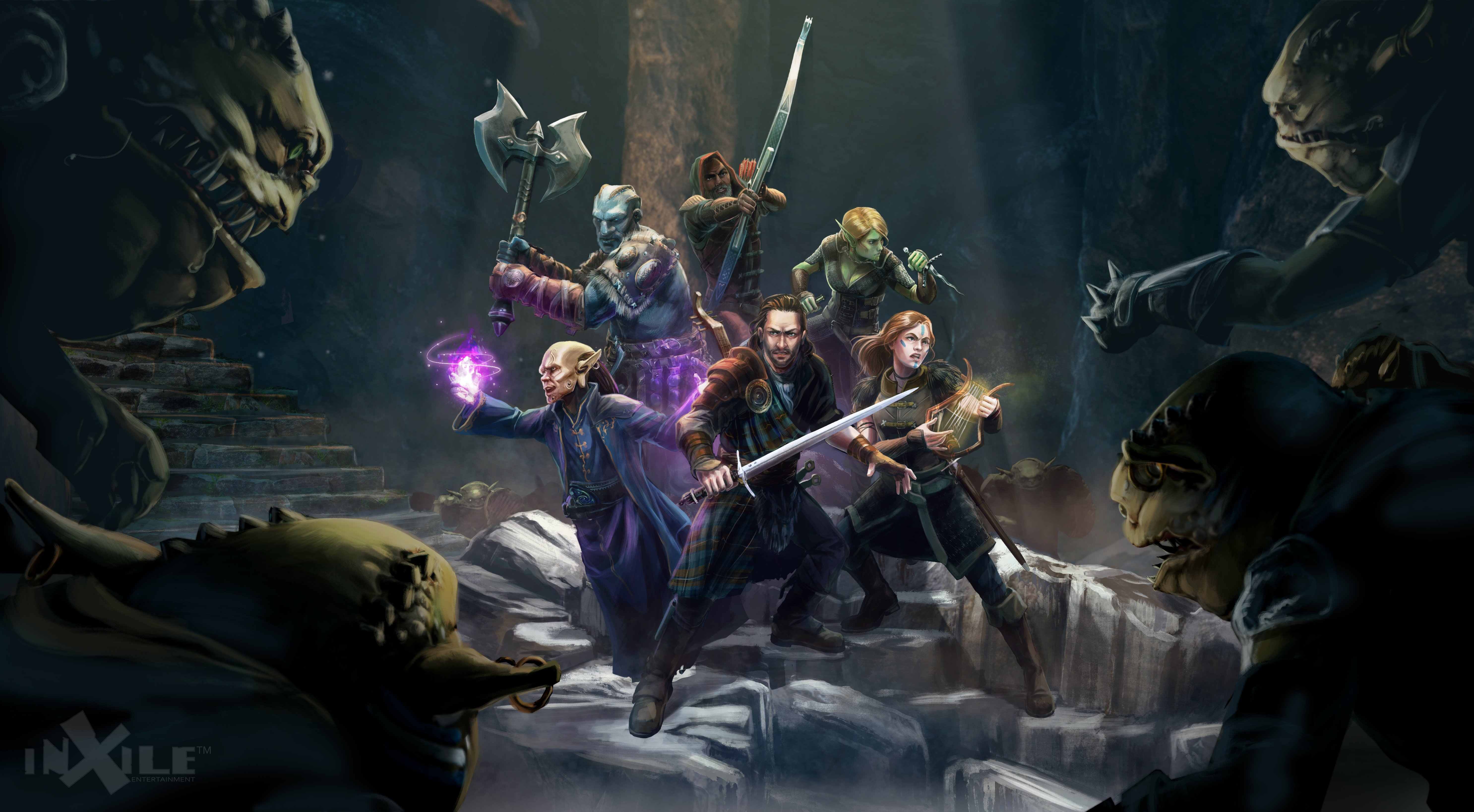 The Bard's Tale IV: Barrows Deep Gets Its Launch Trailer