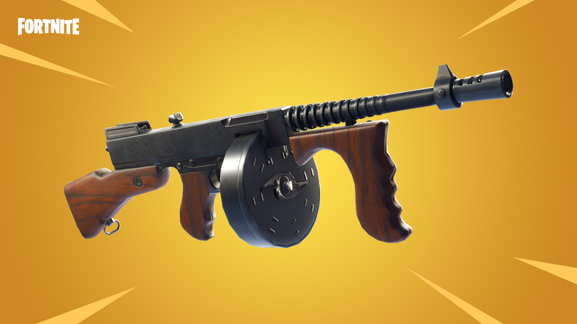 Fortnite's v4 5 Update Adds New Drum Gun, New Items for Save