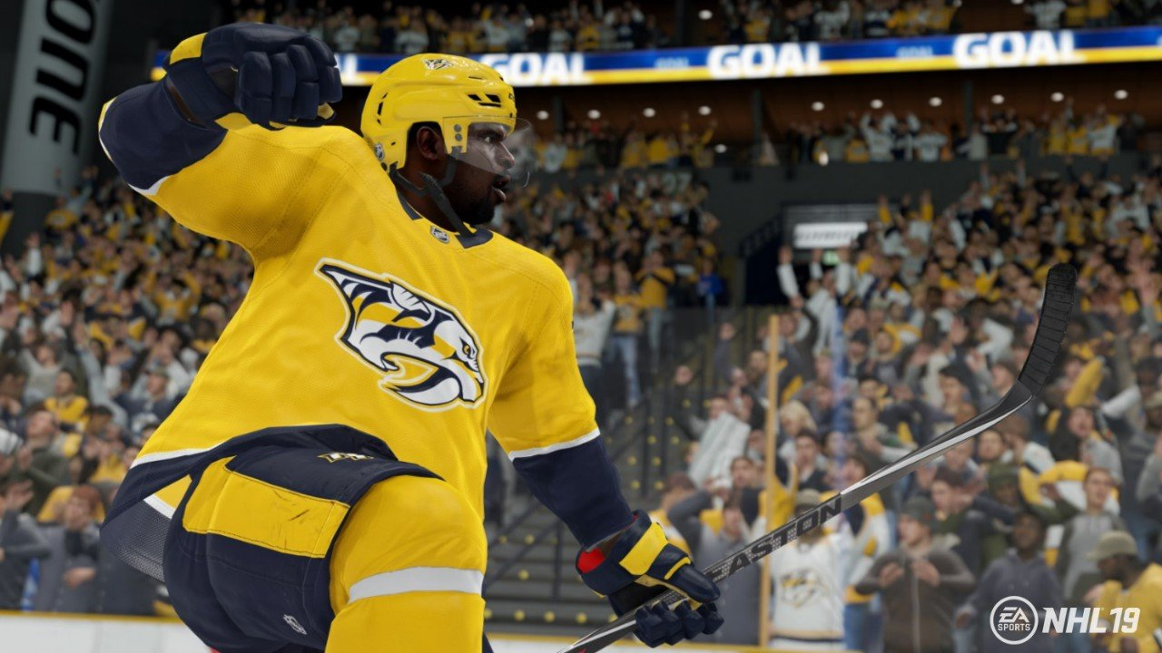 Nhl 19 Interview Creative Director Discusses World Of Chel Ones
