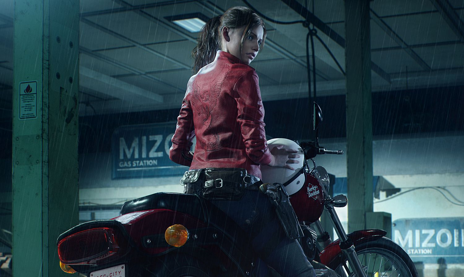 Resident Evil 2 S Claire Redfield Box Art Collector S Edition And More Revealed By Capcom