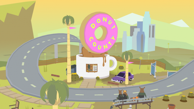 Donut Country