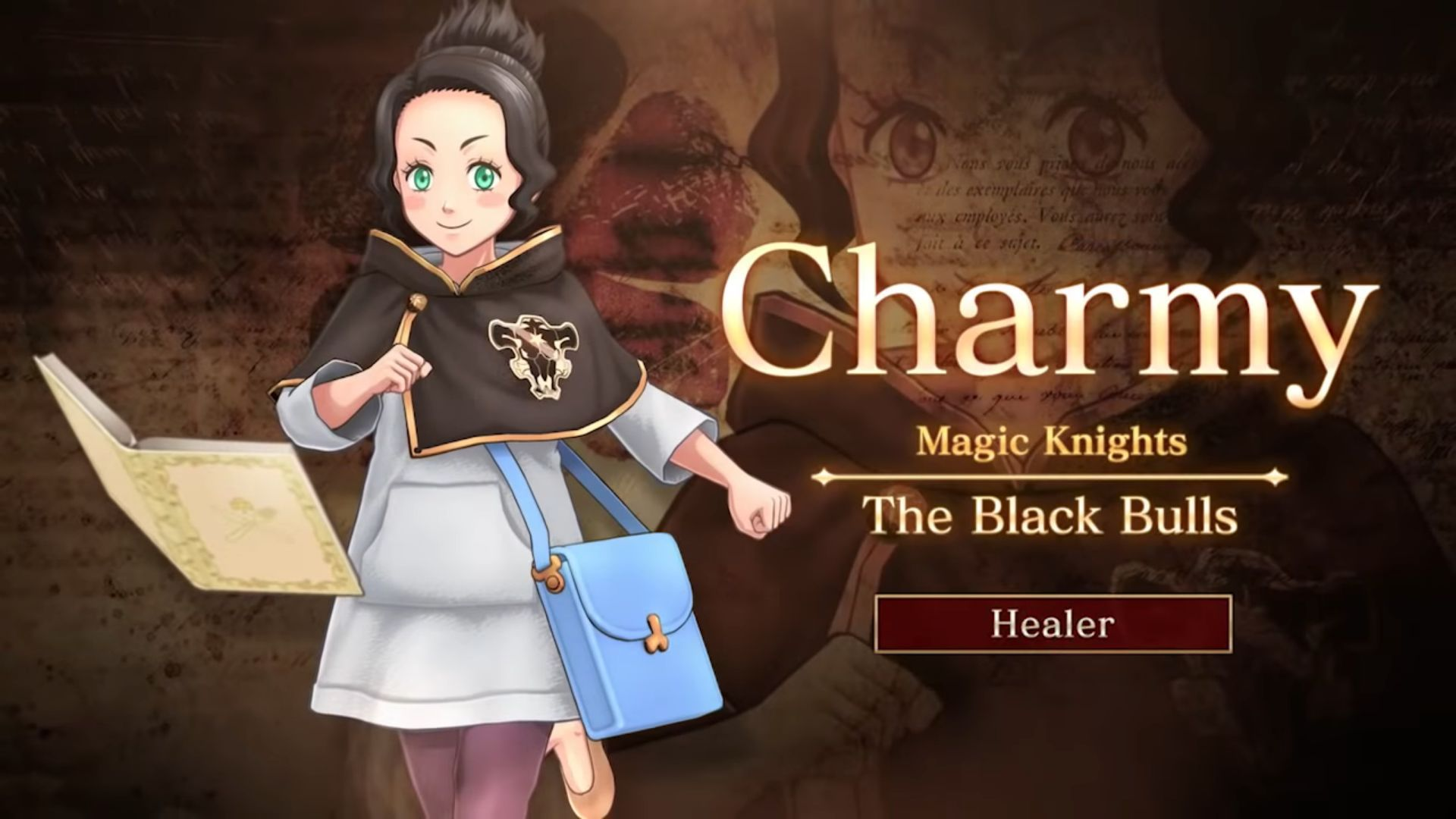 Black Clover: Quartet Knights for PS4 and PC Introduces