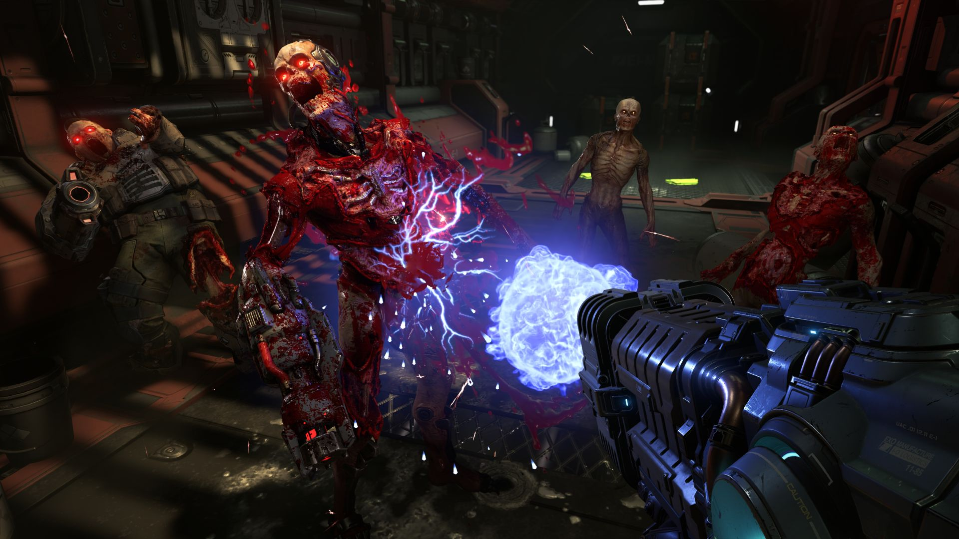 Traditional Multiplayer Will be Back in DOOM Eternal and Will be