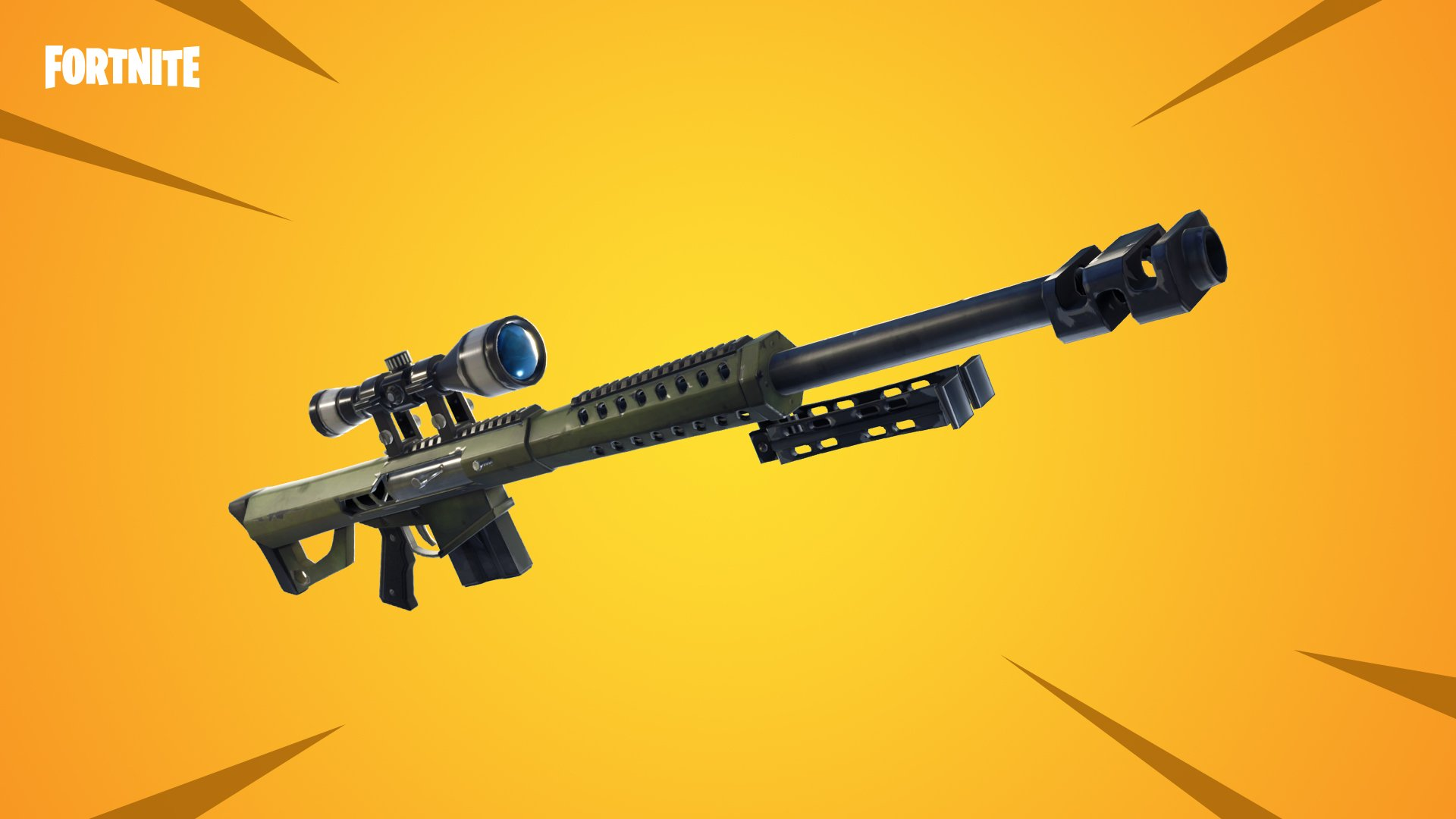 Fortnite Patch V5 21 Released Adds New Sniper Modes And More