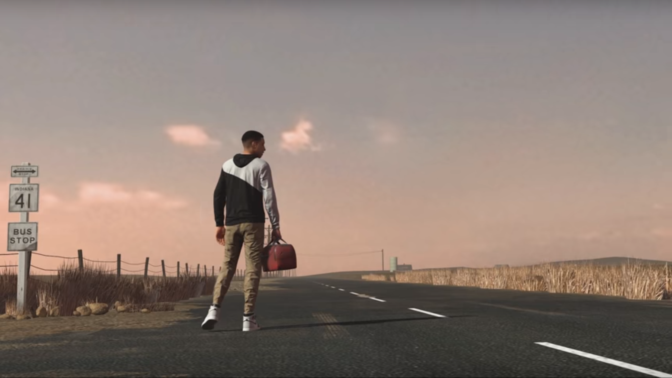 NBA 2K19 Reveals New Trailer For My Career Mode The Way Back