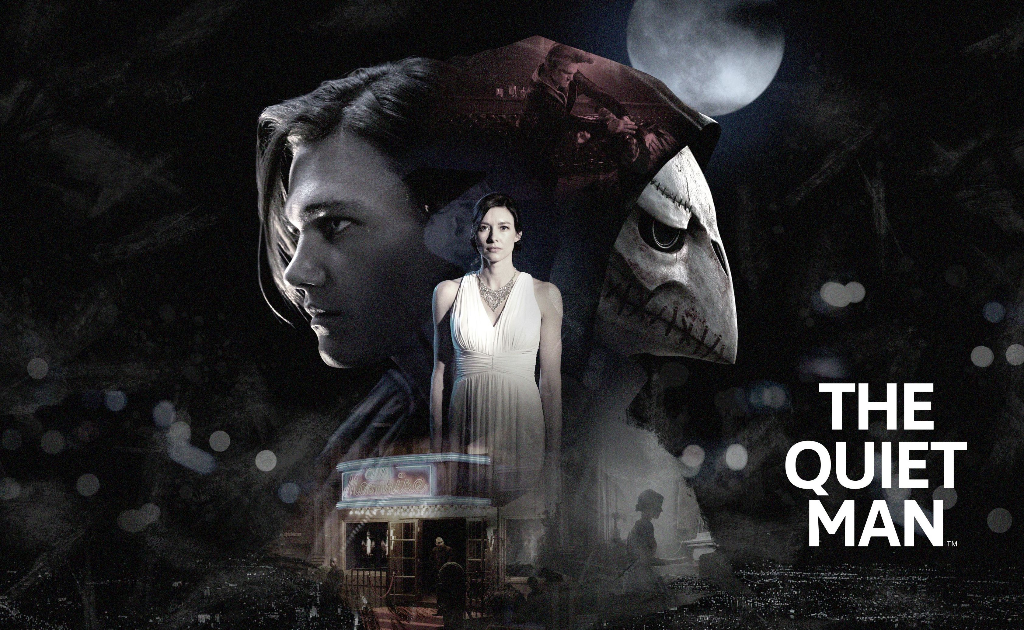 Square Enix's The Quiet Man Gets New Trailer and Gameplay Footage