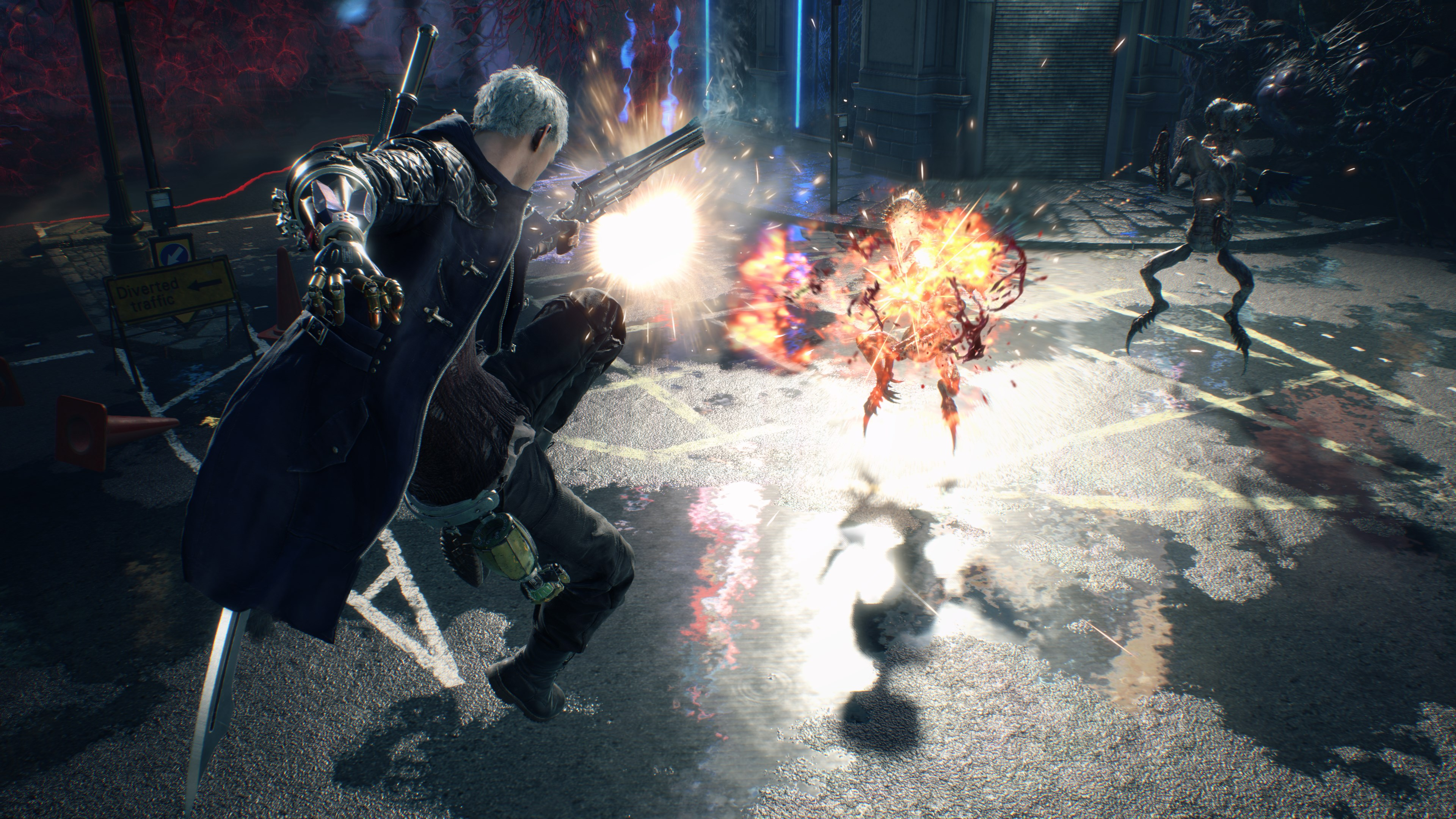 New Screenshots For Devil May Cry 5 Show Nero And Dante In Action