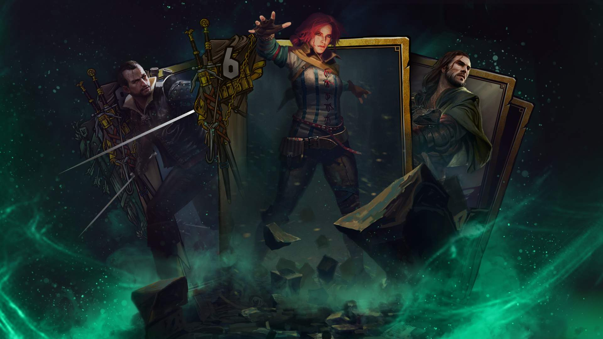 GWENT: Iron Judgment Sees Radovid and The North Join the Battle