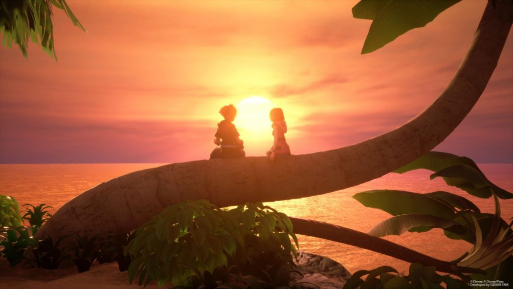 Kingdom Hearts III's Face My Fears EP Now Available, Features Four Tracks