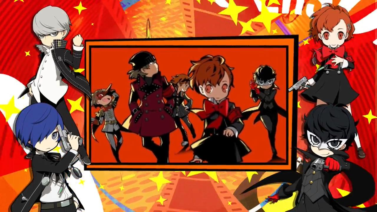 Persona Q2 Details Item Shop and StreetPass Features with New