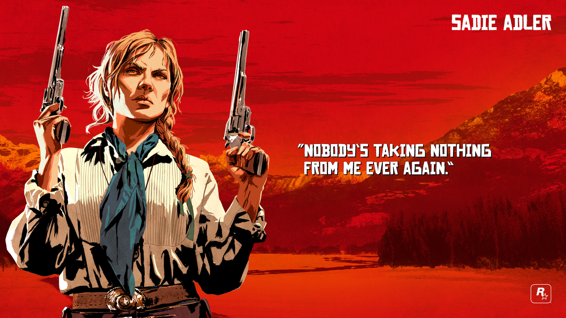 Rockstar Co Founder Discusses The Portrayal Of Women In Red Dead