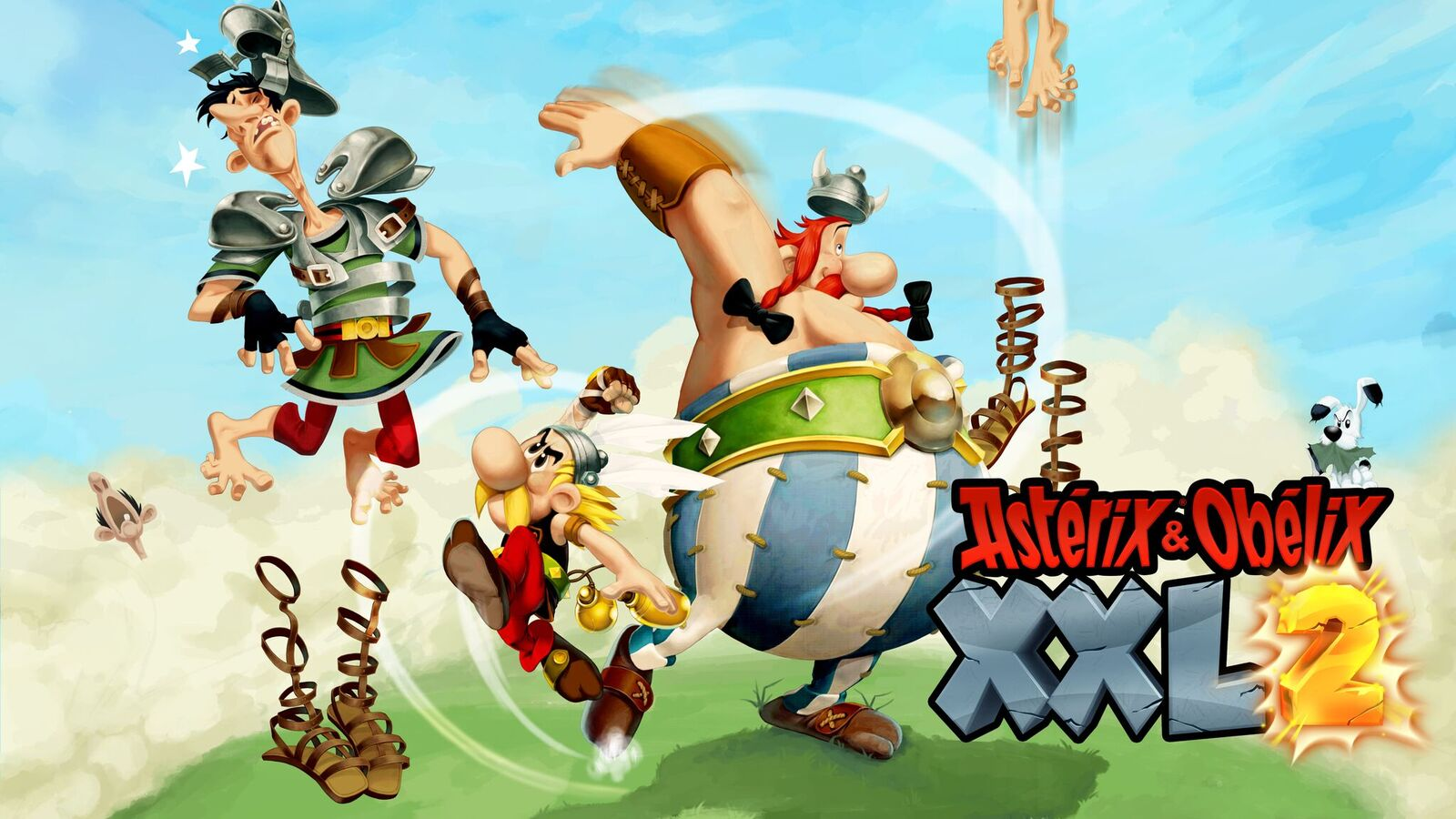 Asterix Obelix Xxl2 Remaster Improvements Detailed And Highlighted