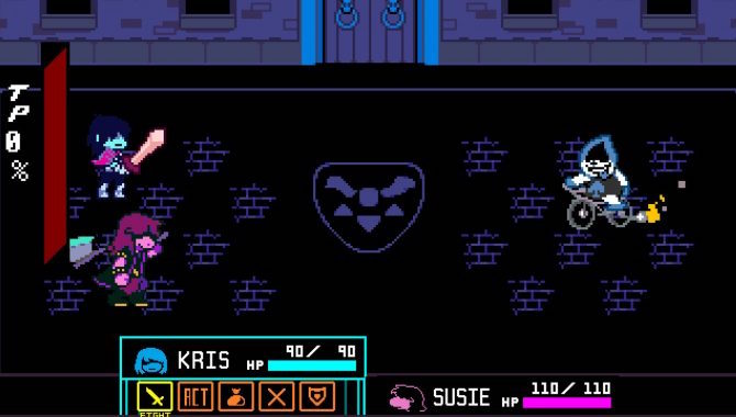 Undertale Creator Releases a New Game Demo Called Deltarune
