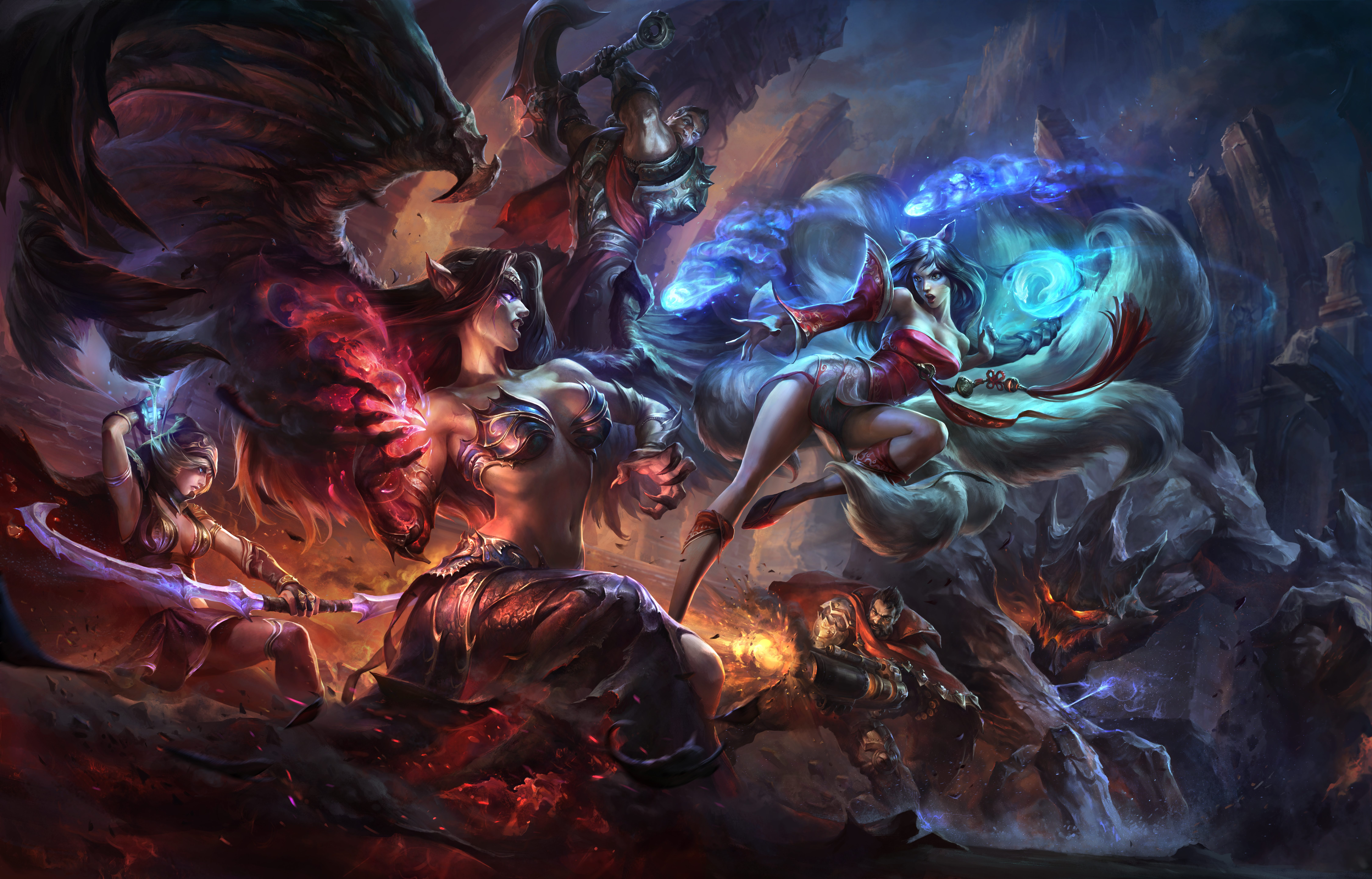 League of Legends Gives Update for Skins and Events for Season 2019