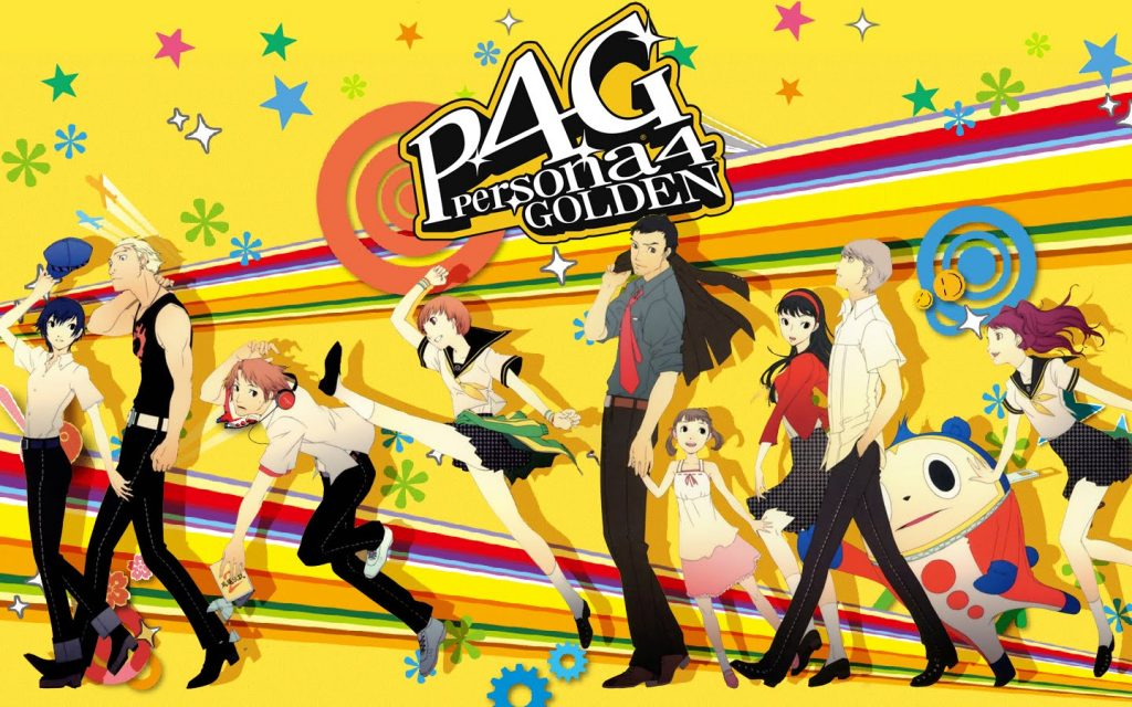 Persona 4 Golden Fashion Collection is a Great Blend of the Title's Retro Aesthetic