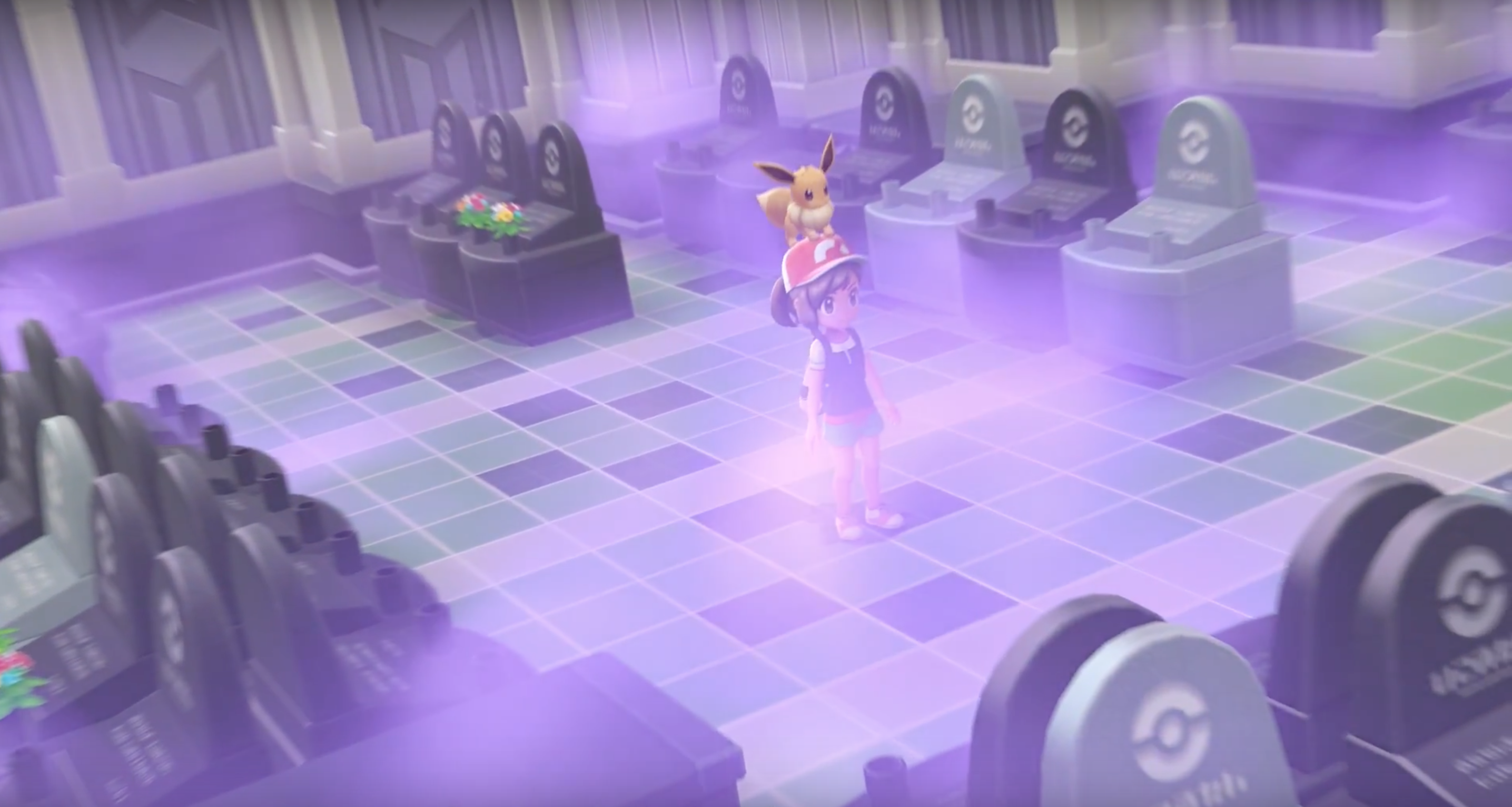 Pokemon Let S Go Pikachu And Eevee S Newest Trailer Is All About
