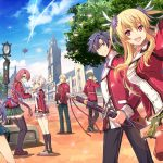 anime The Legend of Heroes: Trails of Cold Steel