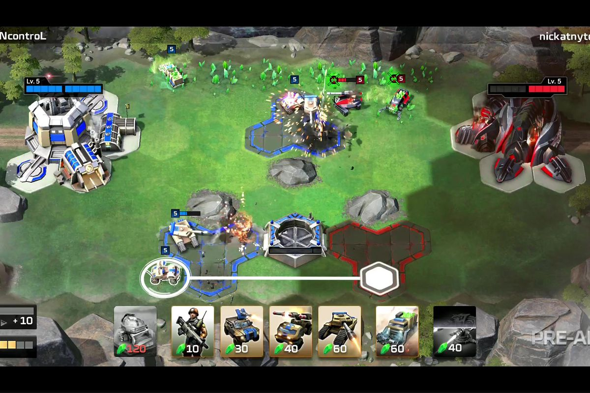 Command & Conquer: Rivals blasts onto mobile devices December 4