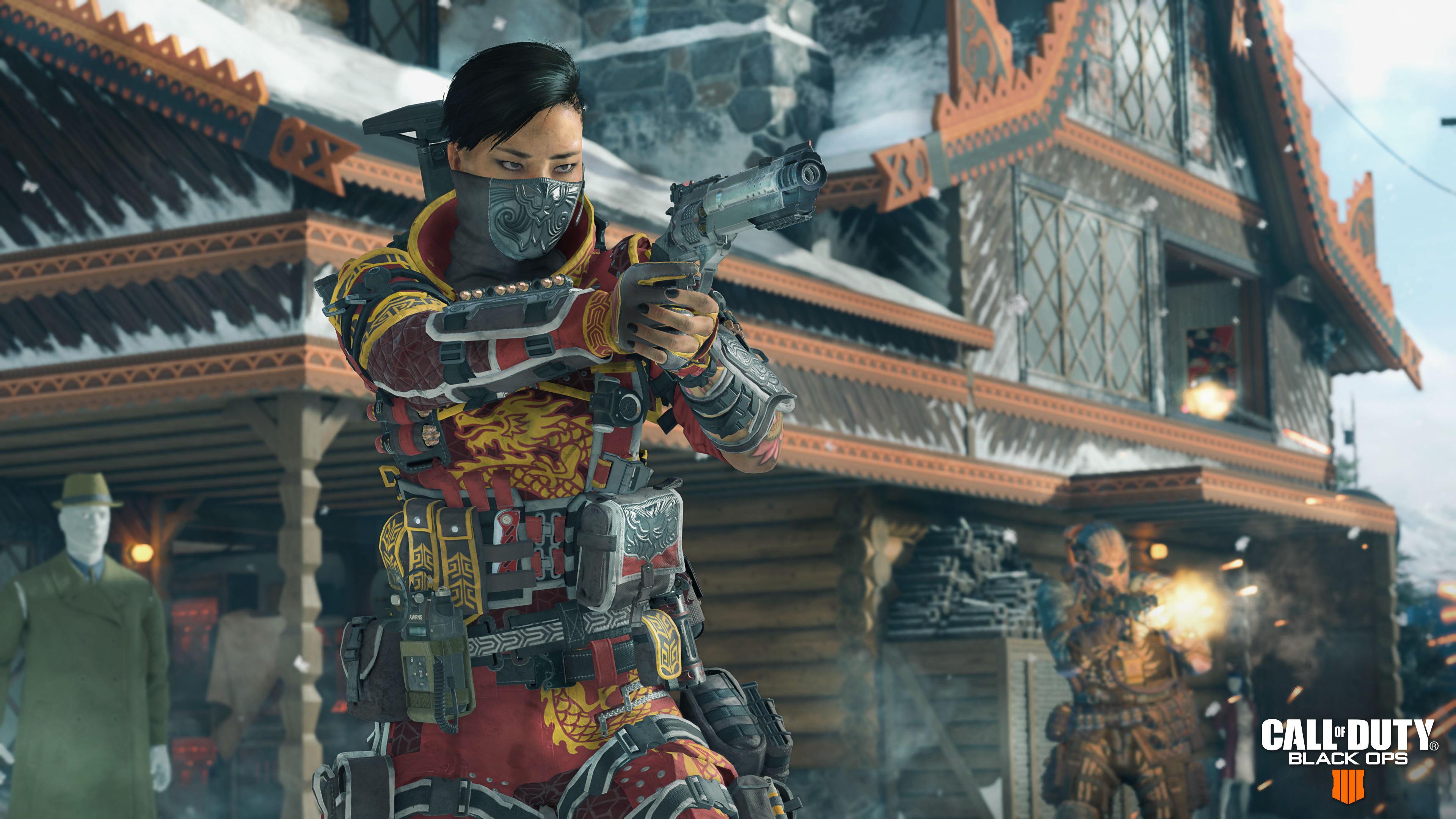 Double Xp And New Game Mode Coming To Black Ops 4 This Friday
