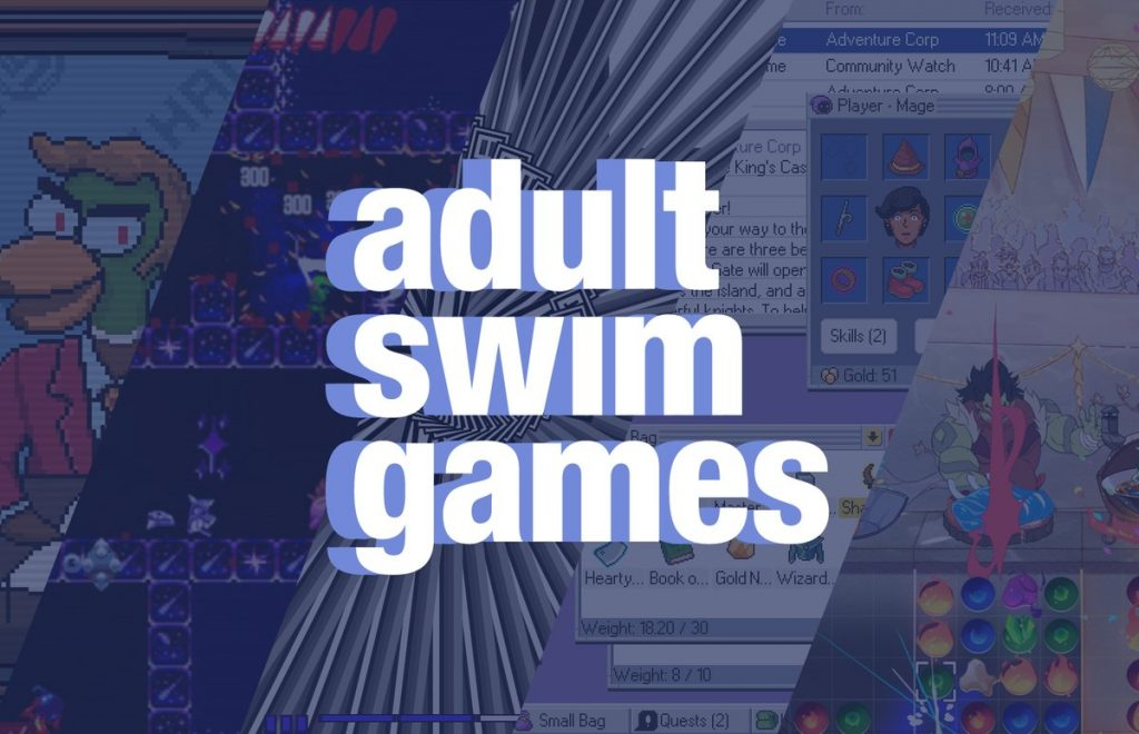 Discord Adds 4 Adult Swim Games to Nitro Subscription Offering