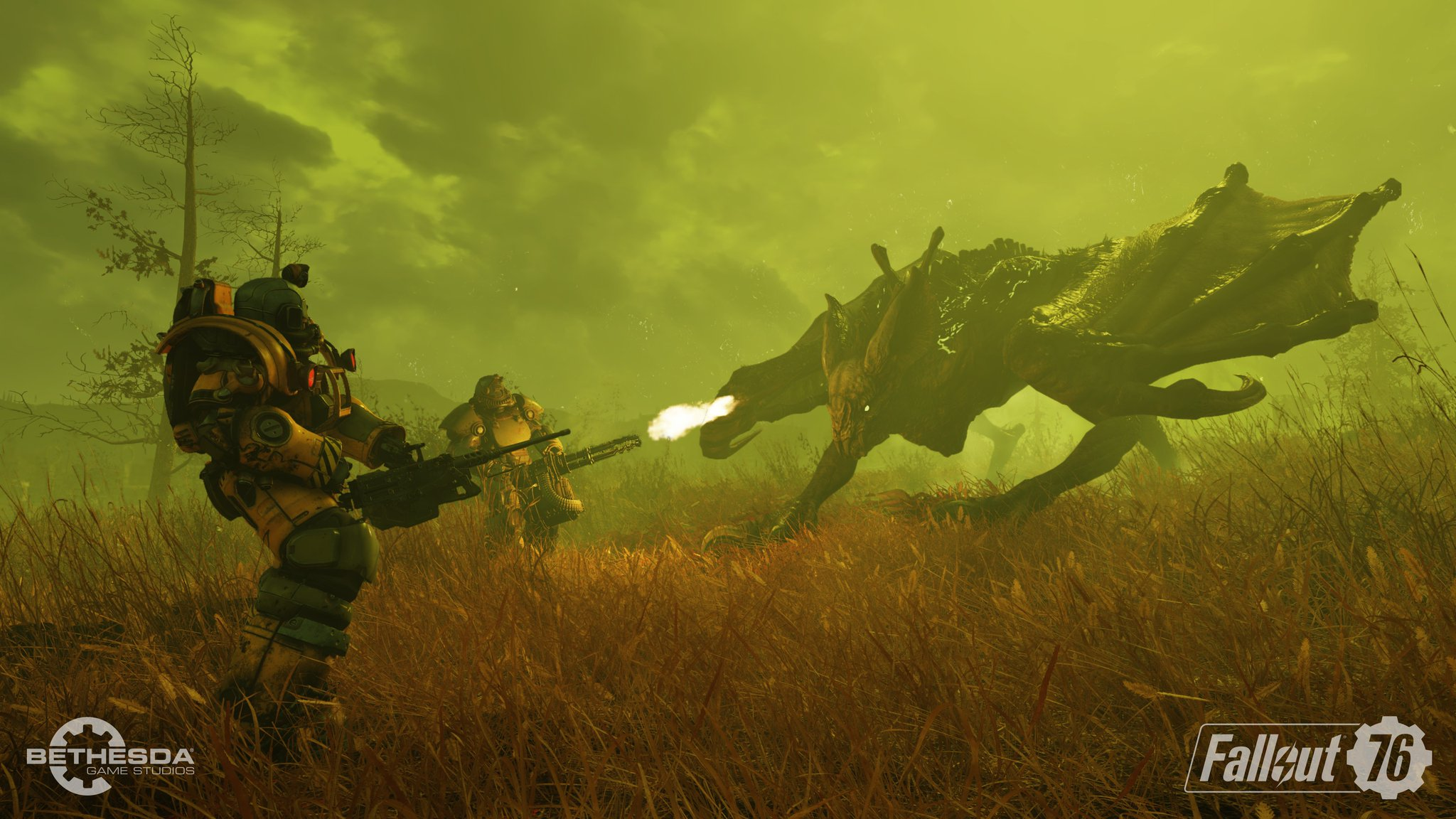 Fallout 76 Starts 2019 on a Bad Note as Nuke Codes Have Become