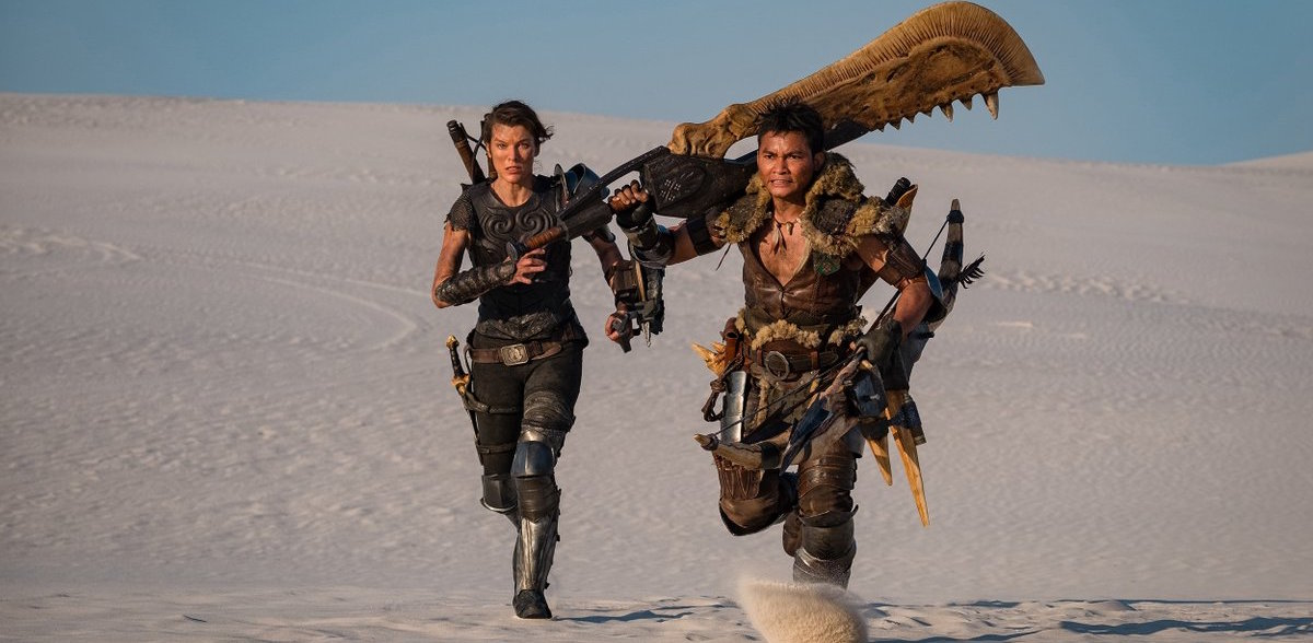 Monster Hunter Movie – Where to Watch Safely From Home