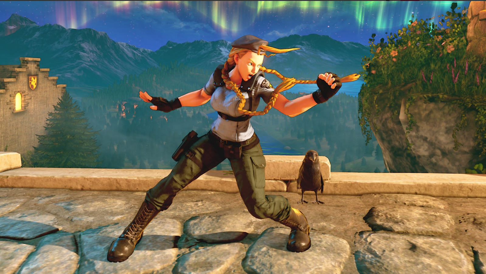Become The Master Of Unlocking With Street Fighter V S Resident