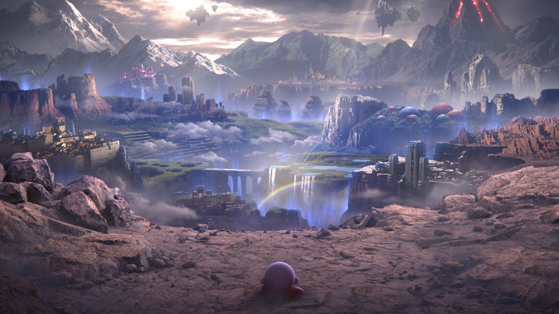 Super Smash Bros Ultimate Patch 1 1 0 Adds Hard Difficulty To