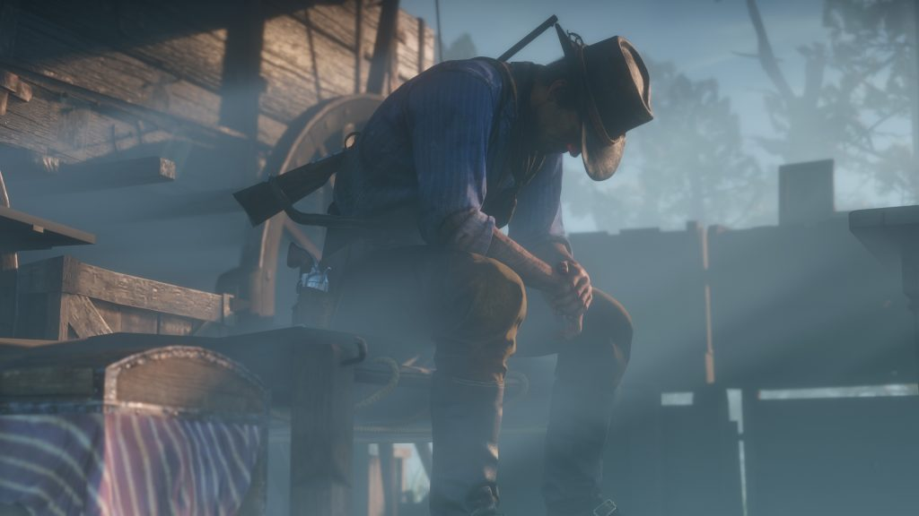 Red Dead Redemption 2 Stirring Fan Trailer Is As Good As Any Rockstar One