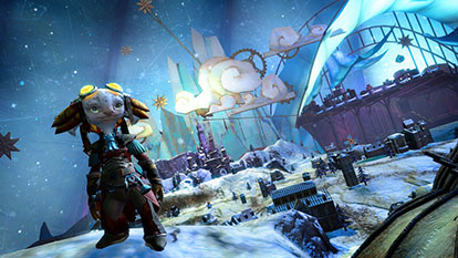 The Holiday Season Has Arrived in Guild Wars 2 as It Celebrates